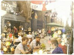 Things to do London | Maltby Street | Food Market London
