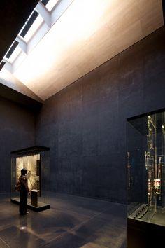Renovation of the Chilean Museum of Pre-Colombian Art / Smiljan Radic