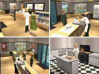 Sunni Designs for Sims 2 Butcher shop