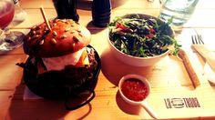 It's all about La Strada Bistro - FoodCrew Hamburger, Ethnic Recipes, Food, Essen, Burgers, Meals, Yemek, Eten