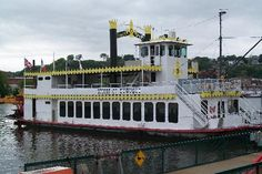 Dubuque Iowa...and a ride on the Spirit of Dubuque on the Mighty Mississippi!
