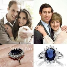 Best value Princess Diana Ring Replica – Great deals on Princess Diana Ring Replica from global Princess Diana Ring Replica sellers Kate Middleton Ring, Kate Middleton Engagement Ring, Princess Diana Engagement Ring, Engagement Ring Shapes, Wedding Engagement, Engagement Rings, Princesa Kate Middleton, Prince William And Catherine, Royal Jewelry