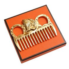 Hermes Horse Comb