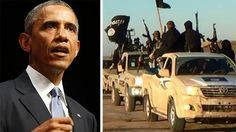 Finally!  Im so relieved... President Obama reportedly is prepared to expand airstrikes against the Islamic State into Syria, according to a published report ahead of a prime-time address to the nation in which the president will be expected to lay out an expanded military and political strategy to confront the militants who seized large swathes of territory over the summer.