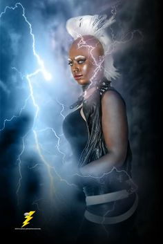 #Cosplay #Mutant: #Storm