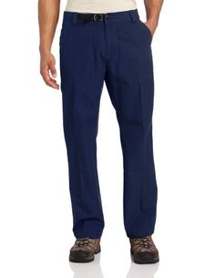 """Camping Hiking : Men's Clothing :""""Outdoor Research Men's Runout Pants : Indigo : 34"""" -- Don't get left behind, see this great outdoor item : Camping Hiking: Men's Clothing"""