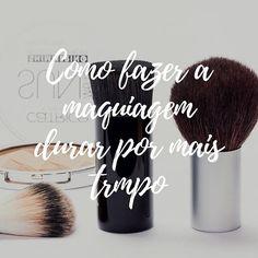Tem post novo no site 🎉 🎉 ㅤㅤ Para conferir as dicas sobre como fazer a maquiagem durar mais tempo acesse o link na bio! ✨💄💁🏼 ㅤㅤ ㅤㅤ #bellaaurorablog #maquiagem #dica #truque #duração #make #makeup