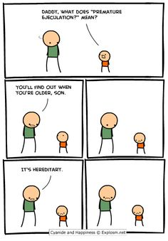 Love cyanide & happiness