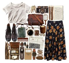 """Golconda"" by chelseapetrillo ❤ liked on Polyvore"