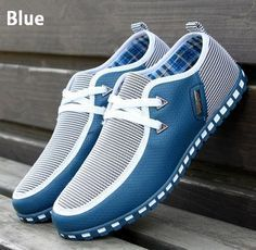 Department Name: Adult Item Type: Sneakers Feature: Breathable Upper Height: Low Closure Type: Lace-Up Insole Material: Rubber Pattern Type: Solid Gender: Men Outsole Material: Rubber Lining Material: #mensummerfashion