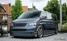Vw T5 Campervan, Vw Bus T3, Volkswagen Bus, Vw T5 Tuning, Car Camper, Camper Van, Volkswagen Germany, Vw Transporter Van, Vw Caravelle