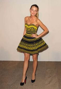 Fashion's Night Out: The Show at Lincoln Centre, New York, America - 07 Sep 2010