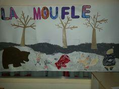 """Fresque de """"La Moufle"""""""