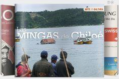 las mingas de Chiloé
