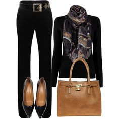 No. 74 - Black is beautiful - Polyvore