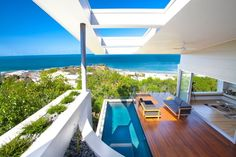 Coolum Bays Beach House by Aboda Design Group, Australia