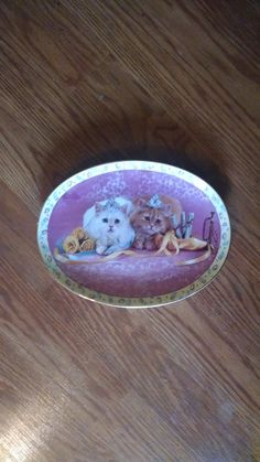 Prima Ballerinas Encore Danbury Mint 8 3/4 x 6 1/2 Inch Collector Plate