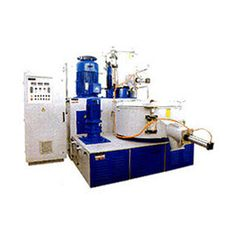 These machines are applied at several industrial for PVC compounding & mixing usage. Our company is the principal manufacturer of PVC compounding Mixer that is based on the state-of-the-art technology. These are made with premium quality basic material procured from reliable suppliers, in observance to the industrial standards at every phase of fabrication.