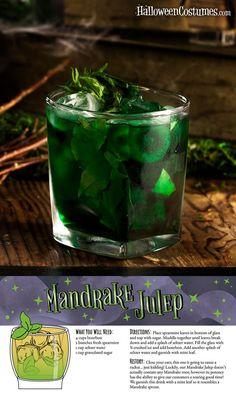 Mandrake Julep- CosmopolitanUK