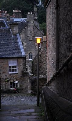 Dean Village of my dreams.. Edinburgh, Scotland | by *l*a*u*r*a*