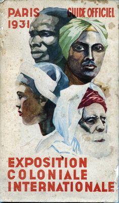Guide officiel de l'exposition coloniale internationale - 1931