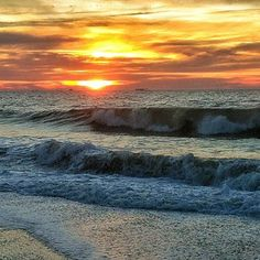 Cape May, NJ. A favorite place especially because my mother loved this place so much. She would sit on the porch and watch the waves for hours.