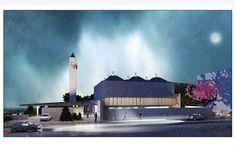 Maltepe Erzurumlular Vakfı Cami   Cami Mimarisi   Atölye 2552