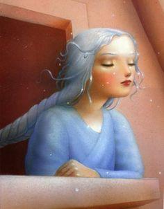 Nicoletta Ceccoli... | Kai Fine Art