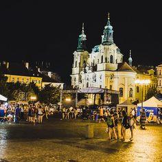 "Gefällt 110 Mal, 2 Kommentare - Daniel Laqua (@daniel_laqua) auf Instagram: ""Old town square 07/2016 #praha #czech #czechrepublic #photooftheday #travel #followme #vscocam…"""