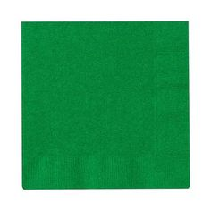Emerald Green (Green) Beverage Napkins