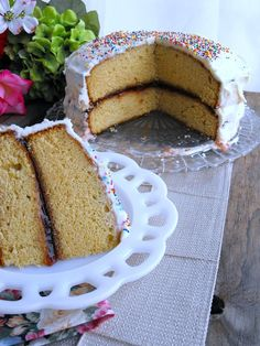 My family's Wedding Cake recipe: mine, my mom's and all the cakes my grandmother catered in the 1950s and 1960s
