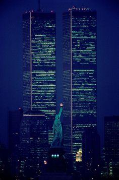 World Trade Center. World Trade Center, New York - Never Forget. World Trade Center, Trade Centre, New York City, 11 September 2001, Le Vatican, Ville New York, I Love Ny, City That Never Sleeps, Statue Of Liberty