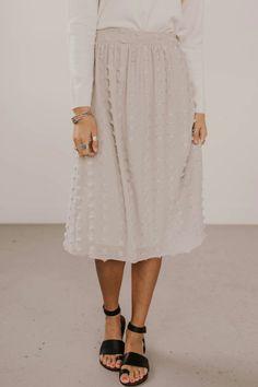 c1520203b3d 9 Best elastic waist skirt images