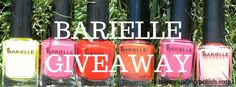 Barielle Keys Giveaway | Be Happy And Buy Polish http://wp.me/p3n4zP-1v3