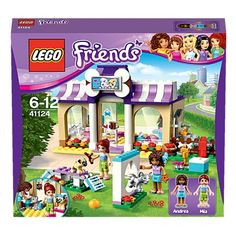 LEGO Friends Heartlake Puppy Daycare 41124