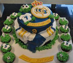 Картинки по запросу real madrid cake