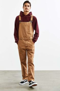 Cool khaki overalls Cool khaki overalls Cool khaki overalls The post Cool khaki overalls appeared first on New Ideas. Overalls Outfit, Casual Outfits, Men Casual, Herren Outfit, Menswear, Cotton Canvas, Urban Outfitters, Ideas, Clothing