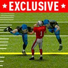 Run N Gun Football - Sports