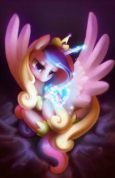 Princess Cadence by Celebi-Yoshi on DeviantArt