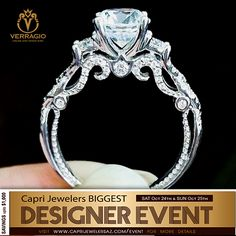Instant Savings up to $1000 during our upcoming Bridal Event ~ Register Now: http://www.caprijewelersaz.com/event