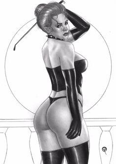Black Queen by Fabiano Oliveira - Ed Benes Studio