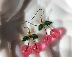 Aesthetic earrings Etsy - 340 x 270 Aesthetic earrings . - Etsy aesthetic earrings – 340 x 270 Etsy aesthetic earrings - Cute Jewelry, Jewelry Accessories, Fashion Accessories, Accesorios Casual, Cute Earrings, Dangle Earrings, Diamond Earrings, Diy Fashion, Fashion Hacks