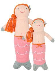 Knit Dolls are so sweet and cuddly #rhbabyandchild #fallinlove