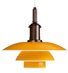 PH 3 ½-3 pendant lamp  by Poul Henningsen