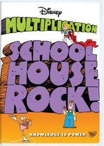 Schoolhouse Rock: Multiplication Classroom Edition [Interactive DVD]: Bob Dorough, Grady Tate, Blossom Dearie, Tom Warburton: Movies & TV