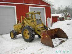 Hjullastare - http://maskinverket.se/