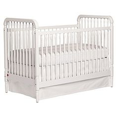 Liberty Crib #serenaandlily 495.00+25.00 service charge and 30.00 s/h. ships 5-7 business days. white glove delivery with assembly included.