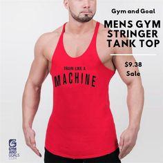 96c86e31f43b2c New Mens gyms stringer tank top fitness clothing canotta bodybuilding shirt  muscle tank singlet cotton workout Sleeveless tshirt