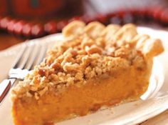 Eggnog Sweet Potato Pie Recipe- I would love to do this at Christmas time with non-dairy ingredients... I'll have to try it!