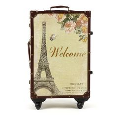 Unisex 20″24″26″ Inches Upright Durable PU Travel Luggage Suitcase European Style Universal Spinner Wheels Cabin Case